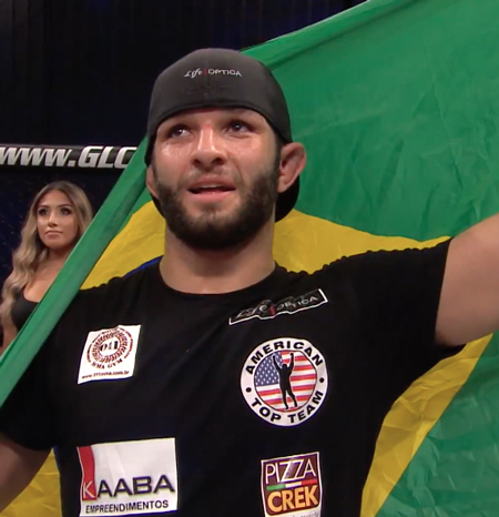 Thiago Retains Title at RFA – Stops Emmers